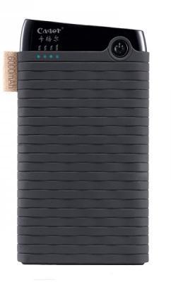 Портативная батарея Cager 6000mAh black (В089)
