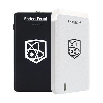 Портативная батарея Enrico Fermi 6000mAh white (B06) + Enrico Fermi 8000mAh с функцией пуска автомобиля (MP-8000)