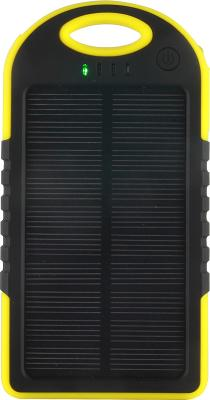 Портативная батарея SUPower 5000mAh (SUP-T011) black/yellow