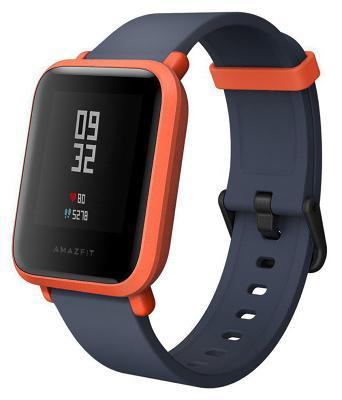 Смарт-часы Amazfit Bip Cinnabar (Red)