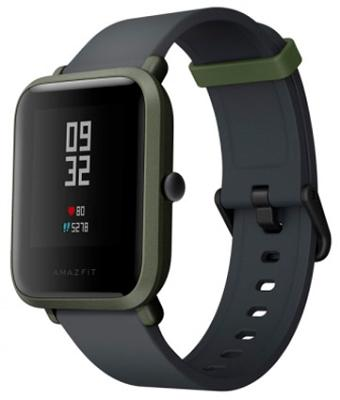 Смарт-часы Amazfit Bip Kokoda (Green)