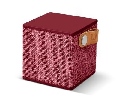 Акустика Fresh n Rebel Rockbox Cube Fabriq Edition Ruby (1RB1000RU)