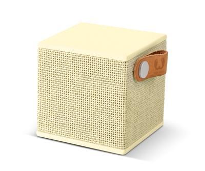 Акустика Fresh n Rebel Rockbox Cube Fabriq Edition Buttercup (1RB1000BC)