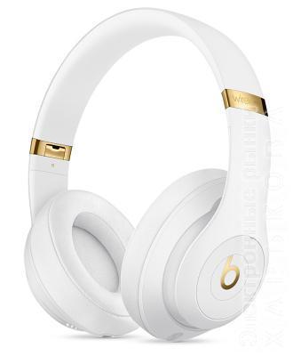 Наушники Beats Studio 3 Wireless Over-Ear (MQ572ZMA) White