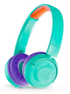 Наушники для детей JBL JR300BT (Teal)