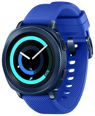 Смарт-часы Samsung Gear Sport (Blue) SM-R600NZBASEK