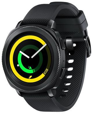 Смарт-часы Samsung Gear Sport (Black) SM-R600NZKASEK