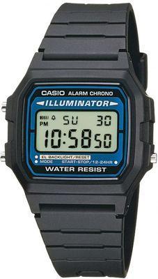 Часы Casio F-105W-1AWYEF