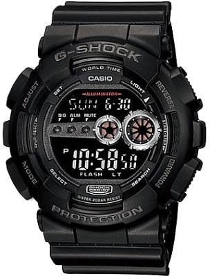 Часы Casio G-Shock GD-100-1BER