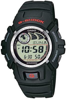 Часы Casio G-Shock G-2900F-1