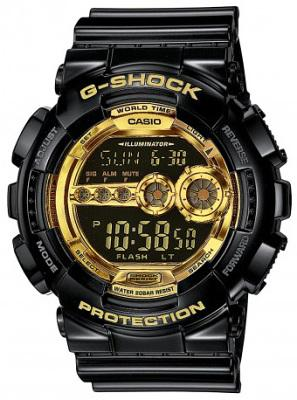 Часы Cаsio G-Shock GD-100GB-1ER