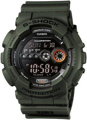 Часы Casio G-Shock GD-100MS-3ER