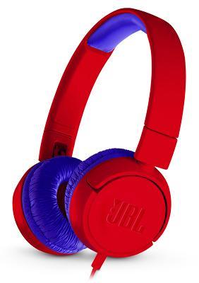 Наушники для детей JBL JR300 (Red)