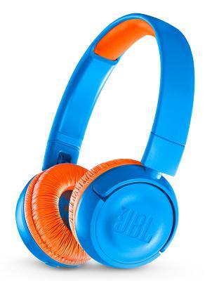 Наушники для детей JBL JR300BT (Blue)