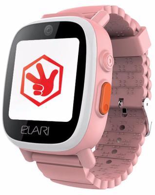 Детский телефон-часы с GPS трекером FixiTime 3 (Pink) ELFIT3PNK
