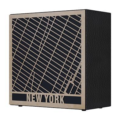 Дизайнерская акустика Vitaliy Pototskiy Music of Your City New York (Black)