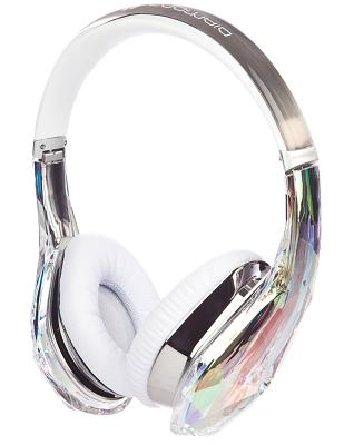 Наушники Monster DiamondZ On-Ear (Clear White)