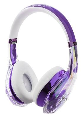 Наушники Monster DiamondZ On-Ear (Purple and White)