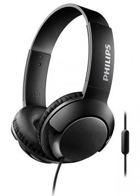 Наушники Philips SHL3075BK (Black) с микрофоном