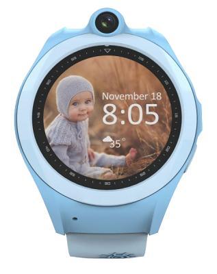 Смарт-часы GOGPS ME К19 Синие (К19СН)