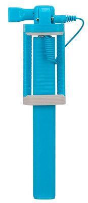Монопод Momax Selfie Mini Selfie Pod 70cm (Blue) KMS9B