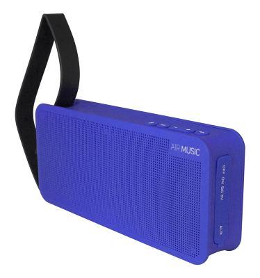 Портативная колонка AIR MUSIC GO! (blue)