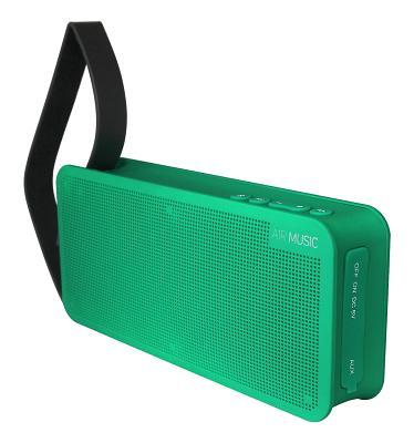 Портативная колонка AIR MUSIC GO! (green)