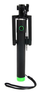 Монопод для смартфонов STAR selfie stick iOS/Android KS-16 (Green)