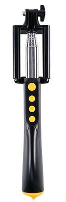 Монопод для смартфонов Remax RP-P2 Bluetooth + Zoom (Black) 8-015