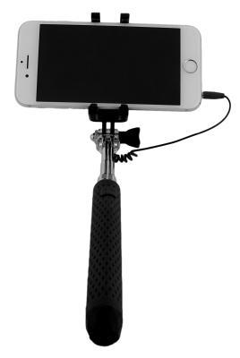 Фото Моноподы для селфи, Все товары Монопод для смартфонов iOS/Android Super Mini Monopod (Black)