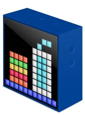 Акустика многофункциональная Divoom TimeBox mini (blue)
