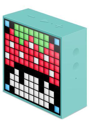 Акустика многофункциональная Divoom TimeBox mini (teal)