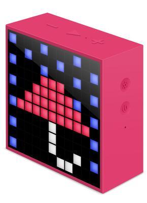 Акустика многофункциональная Divoom TimeBox mini (pink)