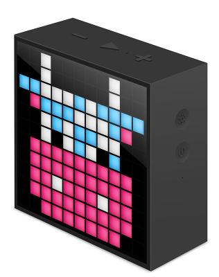 Акустика многофункциональная Divoom TimeBox mini (black)