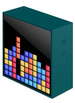 Акустика многофункциональная Divoom TimeBox mini (jade green)