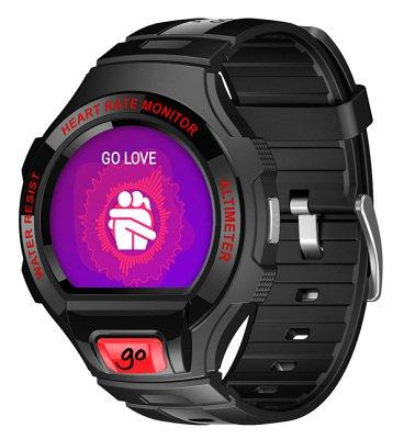 Смарт-часы Alcatel Onetouch GO Watch One Size (Black)