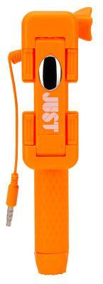 Монопод JUST Selfie Stick Mini (Orange) SLF-STKMN-ORG