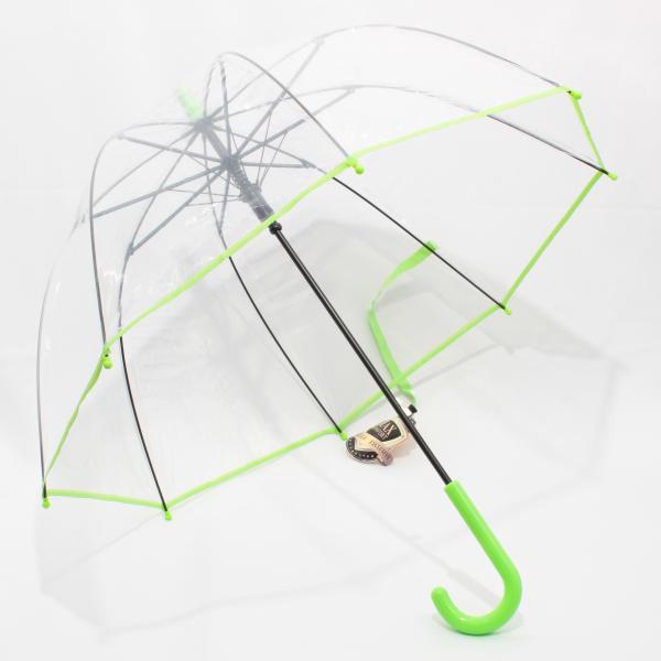 Детский зонт прозрачный