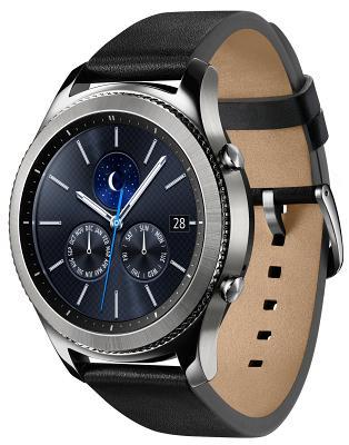 Смарт-часы Samsung Gear S3 Classic