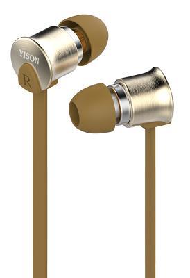 Наушники Yison EX700 (Gold)