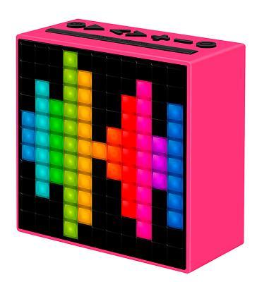 Акустика многофункциональная Divoom TimeBox (pink)