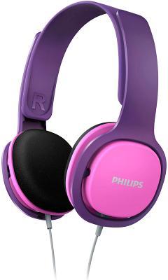 Наушники для детей Philips SHK2000PK/00 (розовые)