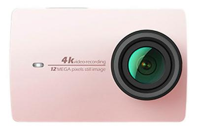 Экшн-камера Xiaomi Yi 4K Action Camera 2 Rose Gold