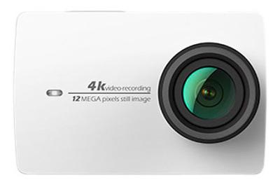 Экшн-камера Xiaomi Yi 4K Action Camera 2 Pearl White