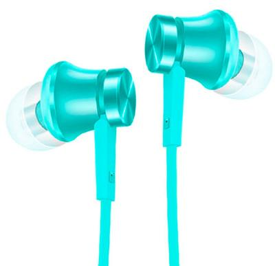 Наушники Xiaomi Mi In-ear headphones Basic (blue)