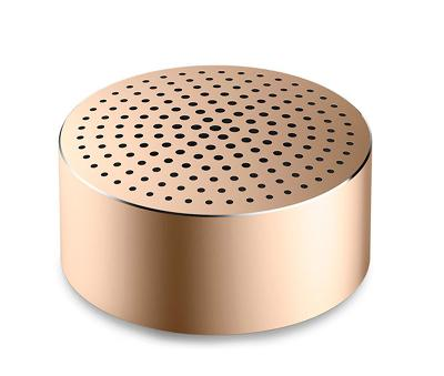 Акустика Xiaomi Mi Portable BT Speaker (Gold)