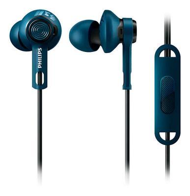 Наушники Philips SHQ2405BL/00 (синие)