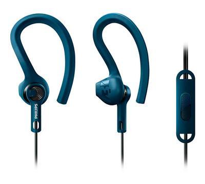 Наушники Philips SHQ1405BL/00 (синие)