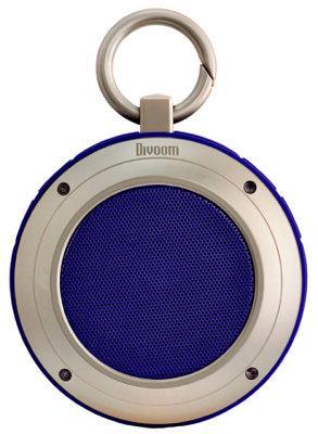 Влагозащищенная акустика Divoom Voombox travel (3GEN) BT (blue)