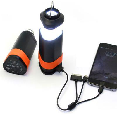 Портативная батарея SUPower 7800mAh black/orange (SUP-LY78)
